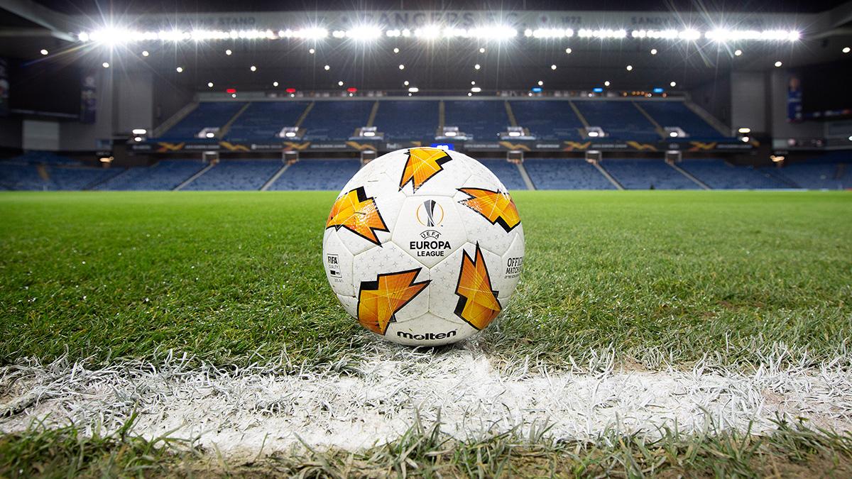 Europa League Ball Blog Bild